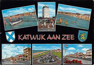 Netherlands katwijk aan Zee multiviews Auto Vintage Cars Boat Beach