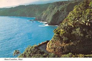 Hana Coastline - Maui, Hawaii