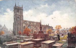 St Peter's Church Eglise Burnle