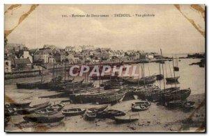 around Douarneau - Treboul - Vue Generale - Old Postcard