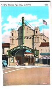 Varsity Theatre, Palo Alto, California  6574