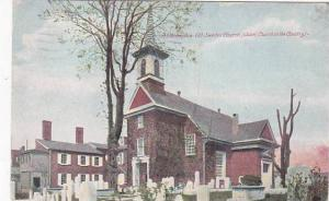 Pennsylvania Philadelphia Old Swedes Church  1918