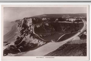 Sussex; Holywell, Eastbourne RP PPC, Unposted c 1910's