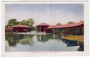 Chicago, Jackson Park Boat House