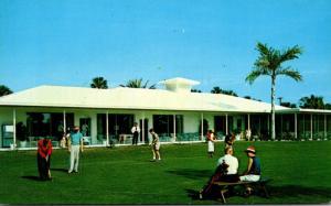 Florida Jupiter Tequesta Golf Club On The Loxahatchee 1962