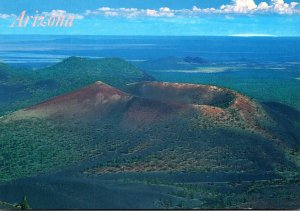 Arizona Sunset Crater National Monument North Of Flagstaff