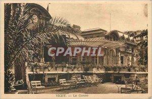 Postcard Old Vichy Casino