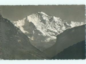 old rppc NICE VIEW Interlaken - Interlachen Switzerland i3585