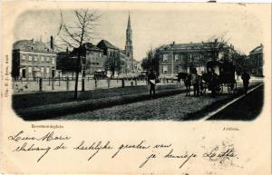 CPA ARNHEM Roermondsplein NETHERLANDS (604690)