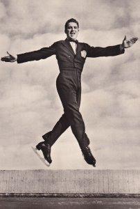 RP: Figure Skater KAROL DIVIN (CSSR) Autoographed, 1960s