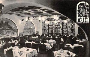 Faia Restaurante Tipico de Luxo Unused