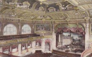 Interior, Kursaal, Harrogate (Yorkshire), England, UK, PU-1909