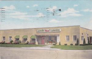 HUTCHINSON, Kansas, PU-1952; Laundry & Cleaners