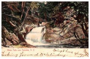 New York Water Falls near  Ferndale