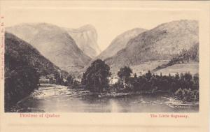 Little Saguenay , Quebec, 1900-1910s