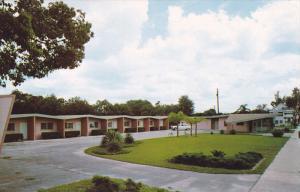 Silver Palms Motel, Apopka, Florida, 1940-60s