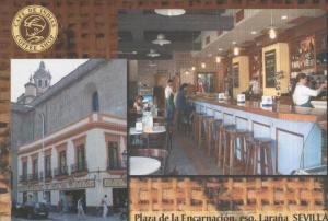 Postal 006065 : Publicitaria Cafe de Indias,Sevilla,