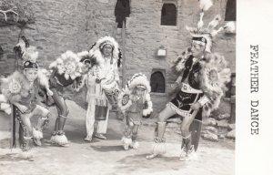 RP: Pueblo Indian Feather dance , 30-40s