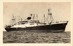 CPA Les Paquebots mixtes Calédonien Tahitien SHIPS (783262)