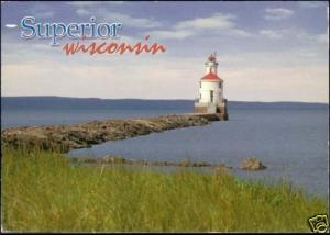 Superior, Wisconsin Point LIGHTHOUSE (2004)