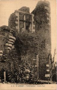 CPA LESCAR Fortifications-Vieille Tour (412563)