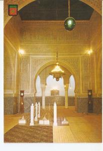Postal 045456 : Meknes. Tumba Moulay Ismail
