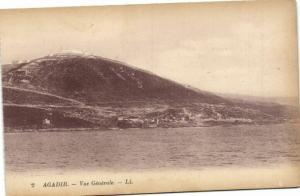 CPA TUNISIE AGADIR - Vue générale (134644)