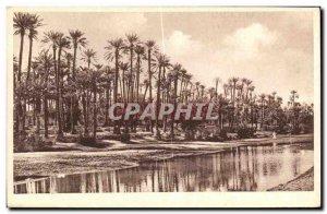 Old Postcard Sri Lanka Columbus Bechar Riviere