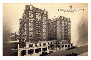 New York Rochester The Sagamore Hotel