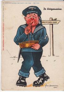 De Kriegsmacine, by Nico Broekman 1941