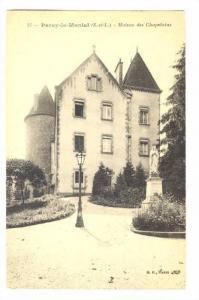 Paray-le-Monial , Maison des Chapelains , France, 00-10s