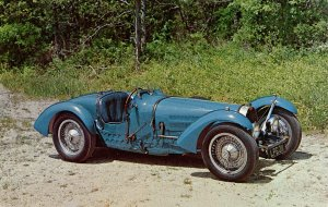 1936 Bugatti Type 59 Grand Prix Racer