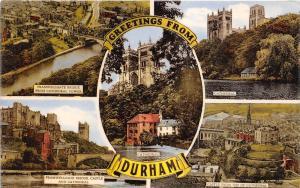 Bg32947 greetings from durham    uk
