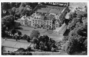 Hexham Northern Counties Training College of Domestic Science Tennis Court 1958