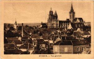 CPA Normandie Eure EVREUX Vue générale (982155)