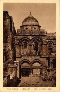 CPA Jerusalem Vue de Palestine ISRAEL JERUSALEM (751848)