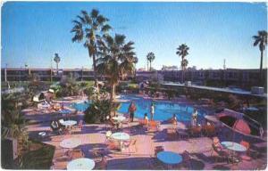 Safari Hotel,  Scottsdale, Arizona, AZ, 1962 Chrome