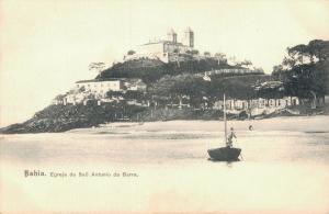 Brazil - Bahia igreja do Santo Antonio Da Barra 01.85