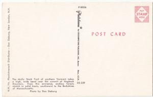 The Molly Stark Trail of southern Vermont, unused Postcard