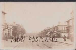 Warwickshire Postcard - Hanley Shop, Street View in Birmingham  MB1346