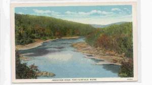 Aroostook River, Fort Fairfield, Maine 00-10s