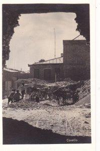 RP: Excavation Scene , IRAN, 1940s ; Persion Gulf Command Postcard