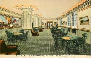 Anheuser Busch Budweiser Brewery Interior 1920s St Louis Missouri Teich 6901