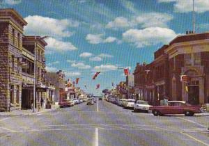 Canada Fort Macleod Alberta Calgary Alberta