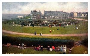 15129  Tuck's  England Margate  the Oval