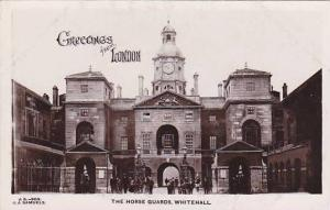 RP, The Horse Guards, Whitehall, London, England, UK, 1920-1940s