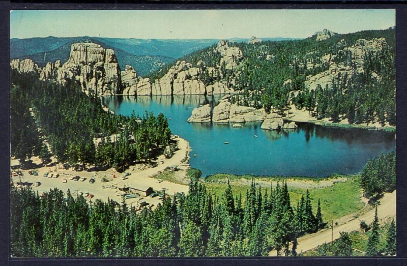 Sylvan Lake,Black Hills,SD