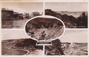 RP, Five Views, Bathing Pool, Greve De Lecq, The Harbour, Havre Des Pas, Devi...