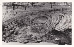 RP: BINGHAM CANYON , Utah, 1950-60s; Pit & East Side, Utah Copper Mine