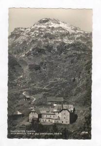 RP  Radstadter Tauern, Seekarhaus, Austria, PU-1957